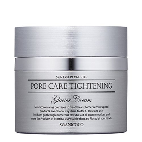 Swanicoco Pore Tightening Glacier Cream, 50ml/1.7 fl oz
