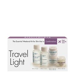 Bioelements Travel Light Kit for Combination Skin, 5 pieces