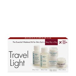Bioelements Travel Light Kit for Very Dry, Dry Skin, 1 sets