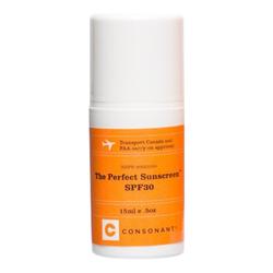 Consonant The Perfect Sunscreen SPF 30 - Travel Size, 15ml/0.5 fl oz