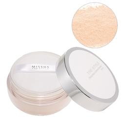 MISSHA The Style Fitting Wear Cashmere Powder SPF15 (No.3) - Shimmering Beige, 20g/0.7 oz