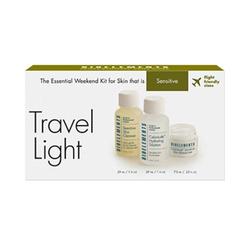 Bioelements Travel Light Kit for Sensitive Skin, 1 set