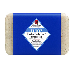 Jack Black Turbo Body Bar Scrubbing Soap, 6oz/171g