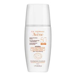 Avene Mineral Ultra-Light Hydrating Sunscreen Lotion SPF 50+ (Face), 50ml/1.7 fl oz