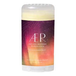 Vapour Organic Beauty AER Next-Level Deodorant - Palo Santo Blood Orange, 51g/1.8 oz