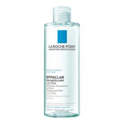 La Roche Posay Physiological Effaclar Micellar Solution for Oily Skin, 400ml/13.5 fl oz