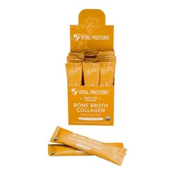 Vital Proteins Bone Broth Collagen - Beef, 20 x 10g/0.4 oz