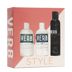 Verb Style Kit, 3 pieces