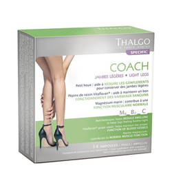 Thalgo Coach Light Legs, 10 vials
