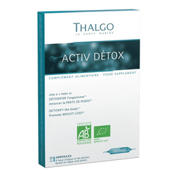 Thalgo Ocea Draine Activ Detox (Detoxifying), 10 vials