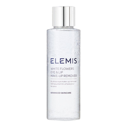 Elemis White Flowers Eye and Lip Make Up Remover, 125ml/4.2 fl oz