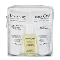 Leonor Greyl Luxury Travel Kit For Very Dry, Thick Or Curly Hair, 1 set