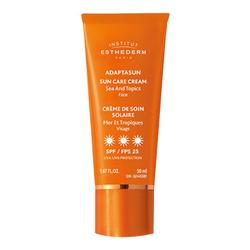 Institut Esthederm Adaptasun - Sun Care Cream for Face - Sea and Tropics SPF 25, 50ml/1.7 fl oz