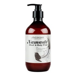 Antipodes  Namaste Hand & Body Wash - Lime & Black Pepper, 500ml/16.9 fl oz