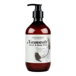 Antipodes  Namaste Hand & Body Wash - Lime & Black Pepper, 500ml/16.9 fl oz