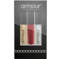 Armour Beauty Limited Edition Set, 3 x 6.5ml/0.22 fl oz