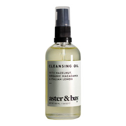 Aster and Bay Cleansing Oil, 100ml/3.4 fl oz