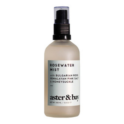 Aster and Bay Rosewater Mist, 100ml/3.4 fl oz