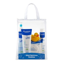 Mustela Bebe Bathtime Bubbles, 1 sets