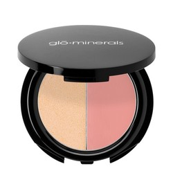 gloMinerals gloBlush Duo - Garland, 3.4g/0.12 oz