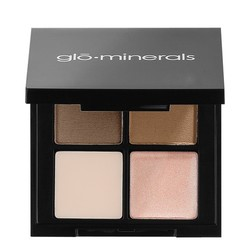 gloMinerals Brow Quad - Taupe, 1 pieces