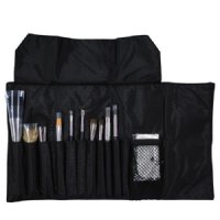 gloMinerals Brush Roll - Full, 14 pieces