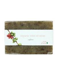 100% Pure Organic Organic Olive Oil Soap - Caffeine, 99.2g/3.5 oz