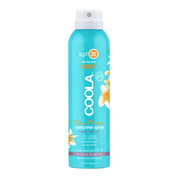 Coola Body SPF 30 Citrus Mimosa Sunscreen Spray, 236ml/8 fl oz