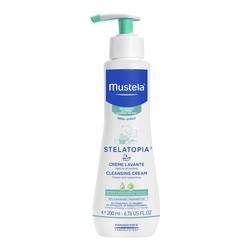 Mustela Stelatopia Cleansing Cream, 200ml/6.8 fl oz