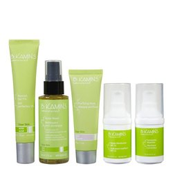 B Kamins Clear Skin Kit, 5 pieces