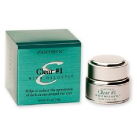 Earthen Clear Eye Cream #1 For Dark Circles, 14g/0.5 fl oz