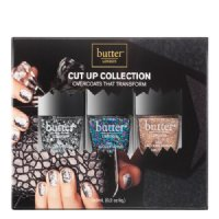 butter LONDON Cut Up Collection Set (Limited Edition), 3 Pieces