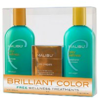Malibu C Color Wellness Kit, 6 Pieces