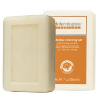 Dr Dennis Gross Botanical Cleansing Bar with Tea Tree & Aloe, 200g/7 fl oz