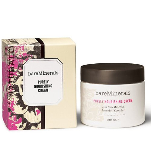 Bare Escentuals bareMinerals Purely Nourishing Cream - Dry Skin, 50ml/1.7 fl oz