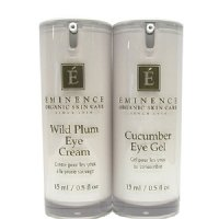 Eminence Organic Eye Rescue Duo Gift Set