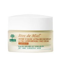 Nuxe Reve de Miel Ultra Comfortable Face Day Cream - 50mL, 1.7oz