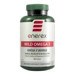 Enerex Wild Omega 3, 180 capsules