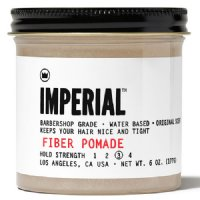 IMPERIAL Barber Products Fiber Pomade, 177g/6 oz