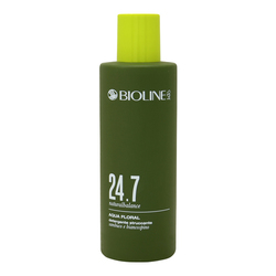 Bioline 24.7 NATURAL BALANCE Aqua Floral Make Up Remover, 200ml/6.8 fl oz