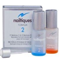 Nailtiques Formula #2 and Formula Fix Kit,  2 pieces