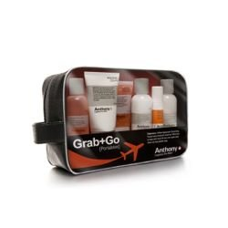 Anthony Logistics Grab + Go Travel Kit