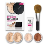 Bare Escentuals bareMinerals Get Started Complexion Kit - Fairly Light, 7 pieces