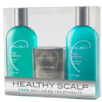 Malibu C Scalp Wellness Kit, 5 Pieces