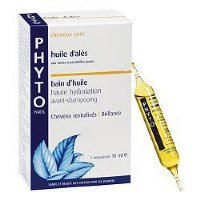 Phyto Huile d'Ales Intense Hydrating Oil, 5x10ml/0.33 fl oz