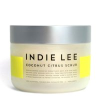 Indie Lee Coconut Citrus Body Scrub, 236ml/8 oz