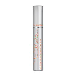 Chella Water Resistant Black Mascara, 6ml/0.2 fl oz