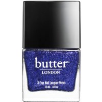 butter LONDON Nail Lacquer - Indigo Punk, 11ml/0.37 fl oz