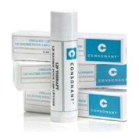 Consonant Natural Lip Conditioner, 4g/0.1 oz