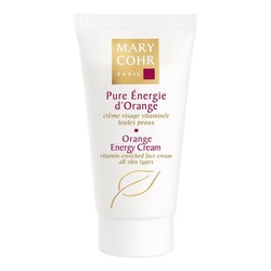 Mary Cohr Orange Energy Cream, 50ml/1.7 fl oz